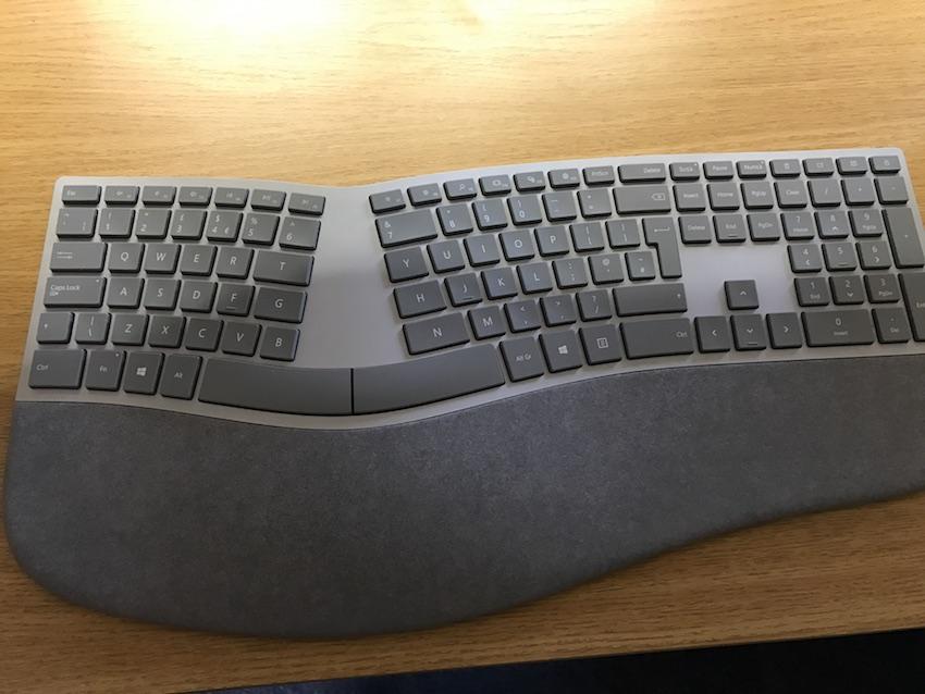 Microsoft Keyboard Comparison: Ergonomic v Sculpt v Surface